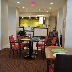 Lobby Area at Hilton Garden Inn Knoxville/University