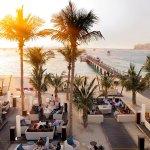 The Jetty Lounge Outdoor, One&Only Royal Mirage, Dubai