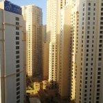 Вид из номера, 18 этаж