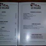 Auberge le Village