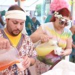 staff aperitivo hippie