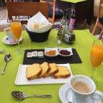 Desayuno (una parte...)