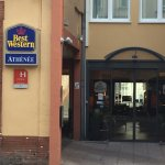 Photo de BEST WESTERN Hotel Athenee