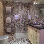 Salle de bain chambre 116