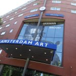 WestCord Art Hotel Amsterdam Resmi
