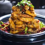 Chili Fried Dungeness Crab