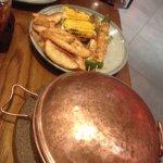 Potato Wedges , Paneer & Corn
