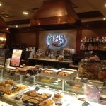 Opal's - front view of counter