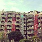 Schtroumph Buildings Foto