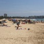 plage salou centre