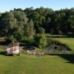 Grounds of La Tourelle, Ithaca, NY