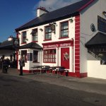 Famous McDermotts Bar..awesome food, music and beverages..just a bit down the hill