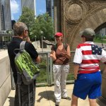 Ms. Hicks keeping our attention with another fascinating Chicago story.