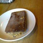Yummy Cake at Oliver's, Sherborne, Dorset