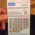 Guest Parking Permit
