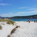 Photo de Hotel Playa de Laxe