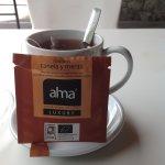 Très belle carte de thés bio