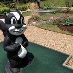 Miniature golf!