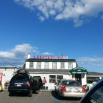 The Lobster Pound in Lincolnville is a great spot to eat that's nearby!