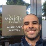Mercure Hotel Düsseldorf Seestern Foto