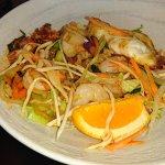 Shrimp Bibimbap