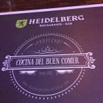 Foto de Restaurante Heidelberg
