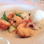 Seafood Medley - special [side view]