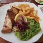 Grilled Carp, Restaurant Scorpion