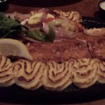 Planked Whitefish look at that presentation.