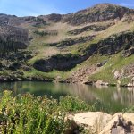 Cecret Lake Trail