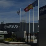 Thata the entry situation of the Airbus Getafe plant