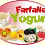 YOGURT FARFALLE