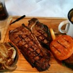 20 oz T bone steak