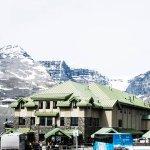 The Glacier View Inn Resmi