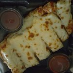 9 piece cheese bread
