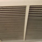 Air Conditioning vents are filthy