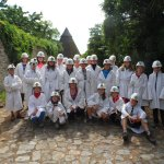 Skupinka havířů z Liberce
