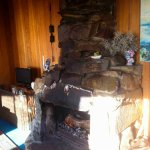 Water Witch fireplace