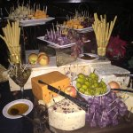 Catering Cheese Display