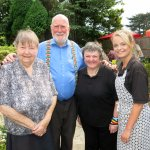 The Roberts family opened Caffi Cwrt in 1984