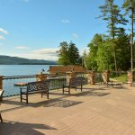 Foto di Chelka Lodge on Lake George