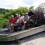 Foto de Airboat Wildlife Adventures