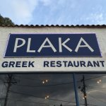 Plaka Greek Restaurant