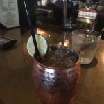 Nothing bottled, canned or artificial here. Best Moscow Mule & Pisco Sour ever!!!!