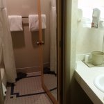 separate bathrooms