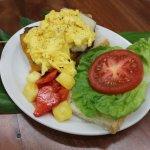 Hawi Breakfast Sandwich