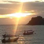 Photo de Ombak Inn Resort