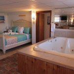 King Suite with Jacuzzi Spa