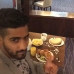 Thumbs up all night chilling brekky at half 6 freeeee