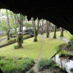 Visite de la grotte de Sare